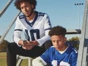 耐克为托特纳姆热刺与切尔西推出美式橄榄球球衣