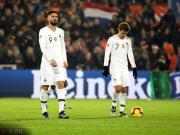 17月来首次,法国正式比赛输球