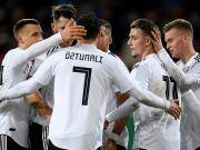 奥克斯建功,德青队3-0胜荷兰