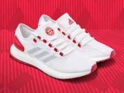 阿迪达斯发布拜仁慕尼黑特别版PureBOOST跑鞋