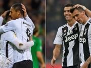 力压C罗和曼朱,阿莱和约维奇成为四大联赛目前最高产组合