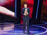 祝贺!武磊获得年度最佳射手奖