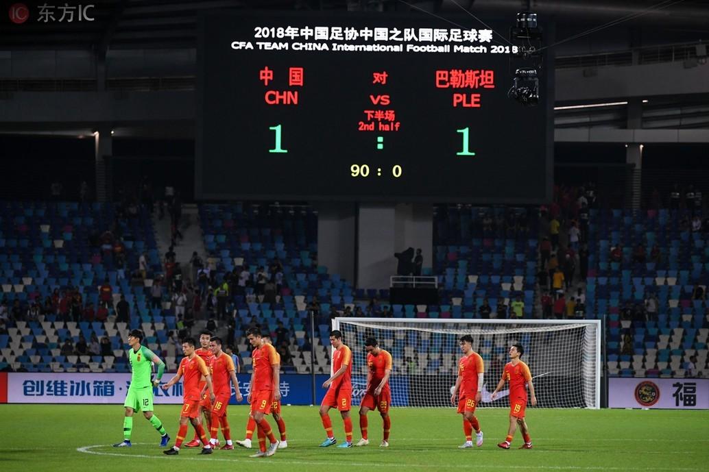 李胜协:背景帝赵鹏一场球成为国足近年窘境的缩