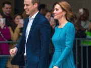 威廉王子(剑桥公爵)及公爵夫人将于11月28日造