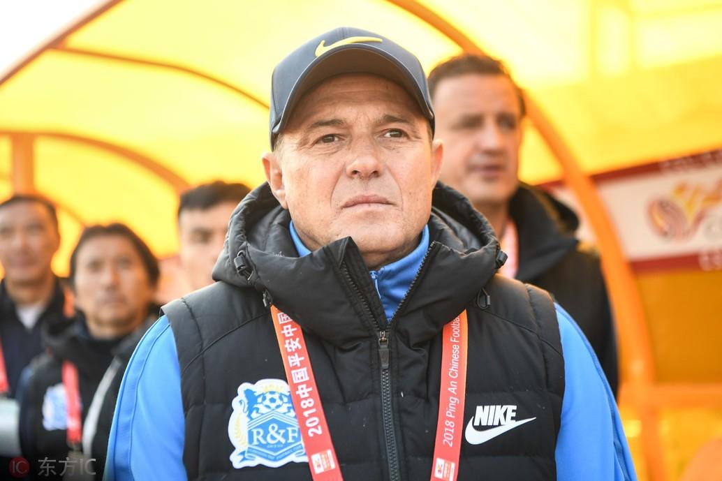 塞尔维亚足协有意聘请现广州富力主帅斯托伊科维奇成为国家队的新任主帅