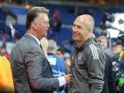 罗本:如果没有范加尔和范博梅尔,我可能不会加盟拜仁
