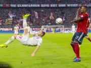 博阿滕踢得太悠闲了 — 拜仁慕尼