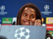 雷纳托-桑切斯:刚来拜仁时很多球员只在游戏中见过