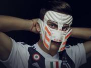 酷炫,阿迪推出迪巴拉专属面具