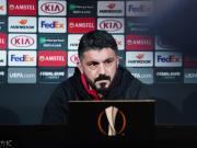 加图索:伊瓜因要给年轻人当个好榜样;执教米兰的球员很轻松