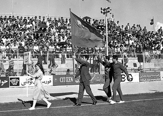 国足亚洲杯战史(一):中国足球初登亚洲杯舞台