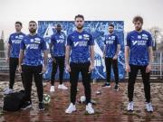 PUMA发布亚眠2018/19赛季第二客场球衣