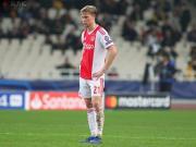 荷兰电讯报:德容选择加盟巴黎,转会费7500万欧