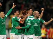 五大联赛综述:不莱梅3-1杜塞尔多