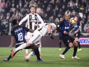 尤文图斯vs国际米兰:高位逼抢决定比赛