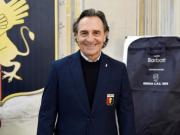 普兰德利执教热那亚后,意甲20支球队教练全是意大利人