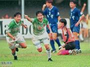 1994年甲A元年,中国俱乐部胸前曾大牌云集