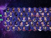 恭喜前圣徒球员贝尔、马内和范戴克入围2018欧足联最佳阵容