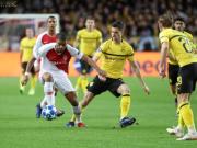 摩纳哥0-2多特蒙德,格雷罗梅开二度,多特13分小组第一出线