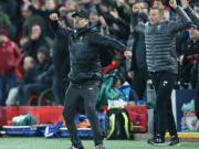 克洛普:为我的利物浦感到自豪
