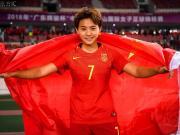 王霜:希望在世界杯能多进球
