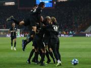 4-1红星,大巴黎小组第1出线晋级欧冠16强!