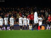 曼联1-2客负瓦伦西亚获得小组第二