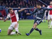 拜仁3-3阿贾克斯:一场戏份十足的进球大战