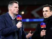 卡拉格:内维尔告诉我,他在曼联只和两名世界级球员踢过球