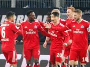 客场5连胜11轮不败,德乙新军锁定半程冠军杀回德甲倒计时