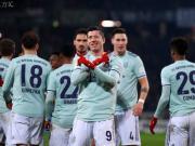 拜仁4-0客胜汉诺威,基米希传射,阿拉巴世界波,莱万三场5球