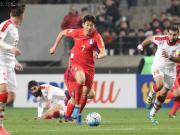 英媒:孙兴慜在中韩战迎首秀