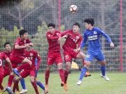 上港4-1申花夺U23联赛冠军,俞豪绝平,郑浩乾加时梅开二度