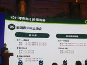明年青少年赛事主要变化如下:1-2019年男足就...