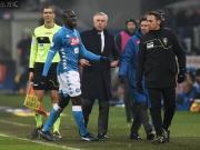 那不勒斯市长谈种族歧视:足球越来越让人沮丧