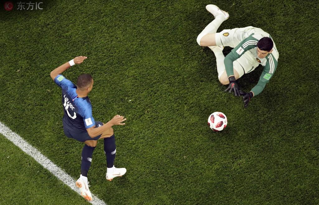 世界杯欧洲区:库尔图瓦谈
