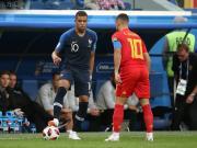 世界杯后身价暴涨的10名球员:姆巴佩领衔,德容、阿扎尔在列