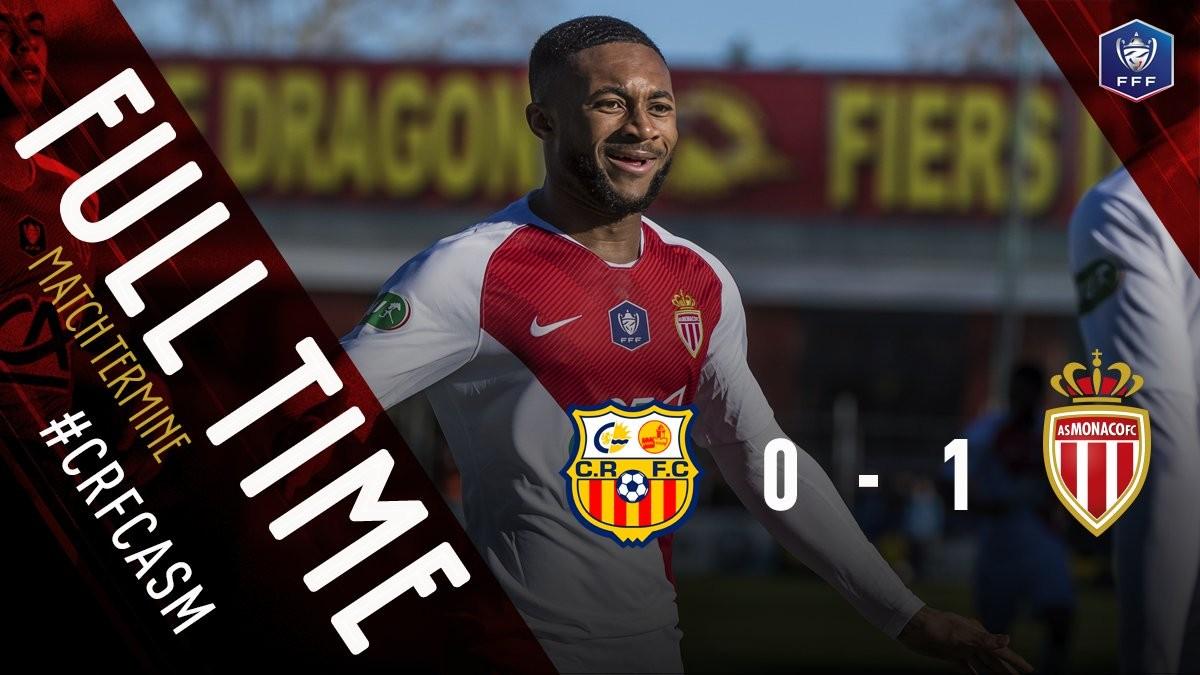 在刚刚结束的一场法国杯1/32决赛中,凭借穆萨-...