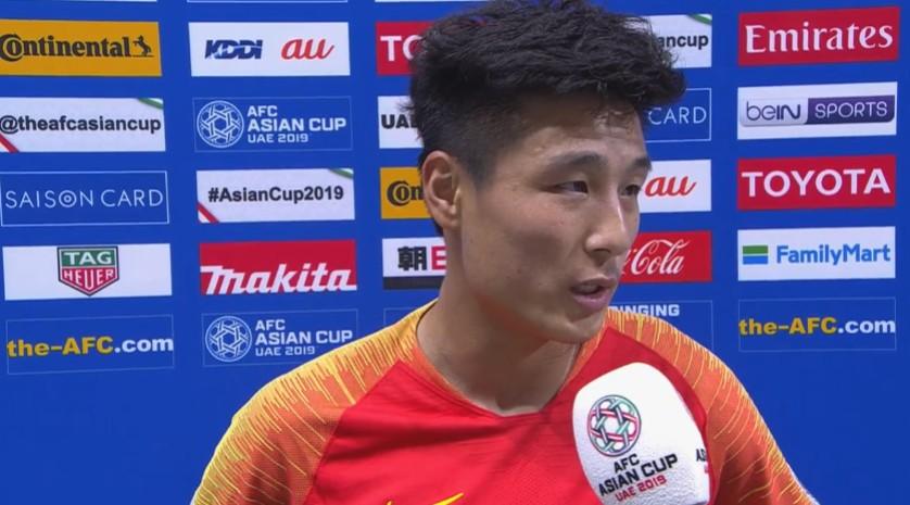 武磊:希望后面球队能越走越远