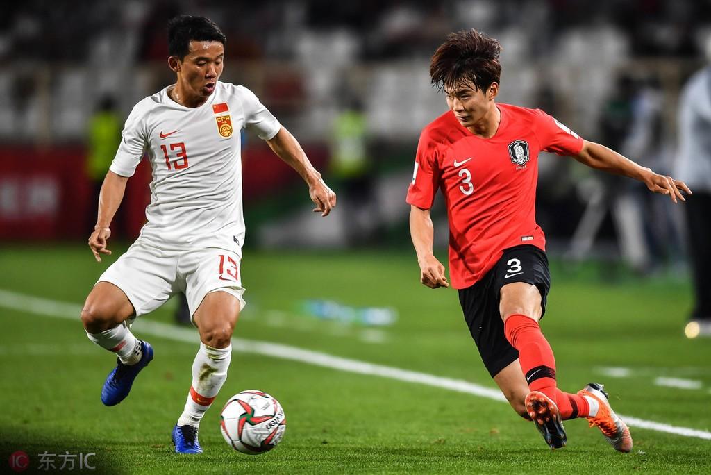 回顾历史,对比国足近5届亚洲杯小组赛战绩