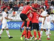 中国vs韩国:球星的价值