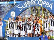 尤文1-0米兰第八次夺得意大利超级杯,C罗制胜,