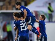 刚刚结束的亚洲杯小组赛中,日本2-1逆转乌兹别克...